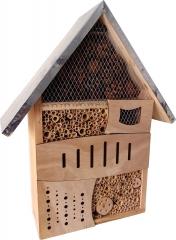 hotel à insectes, cabane à insectes