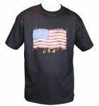 t-shirt, biker, tête de mort, tribal, gothique