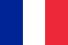 France, supporter, bleu blanc rouge